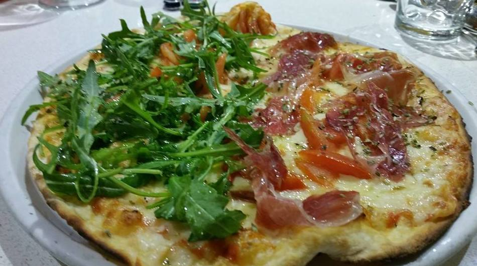 Pizzas: Nuestros platos  de Restaurante Caruso