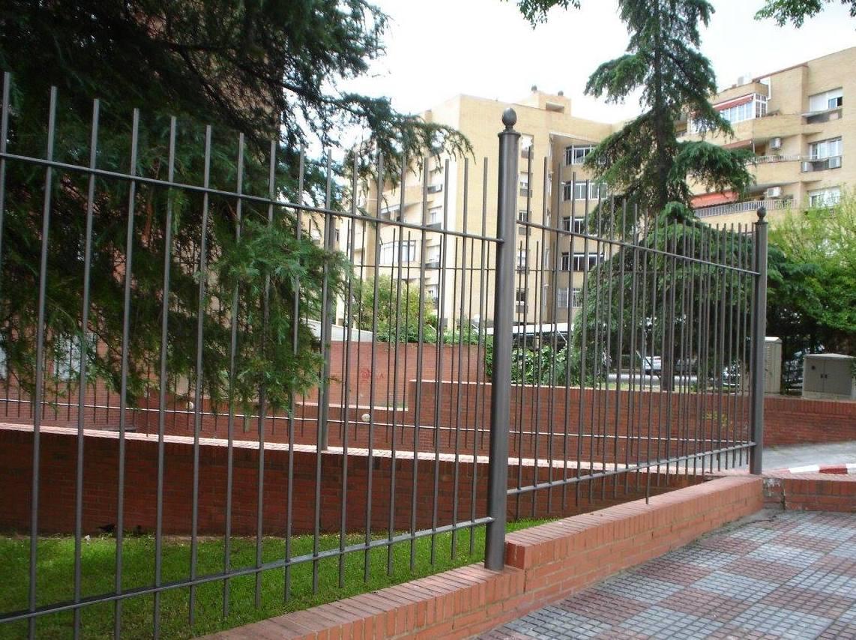 Rejas de hierro en Sevilla