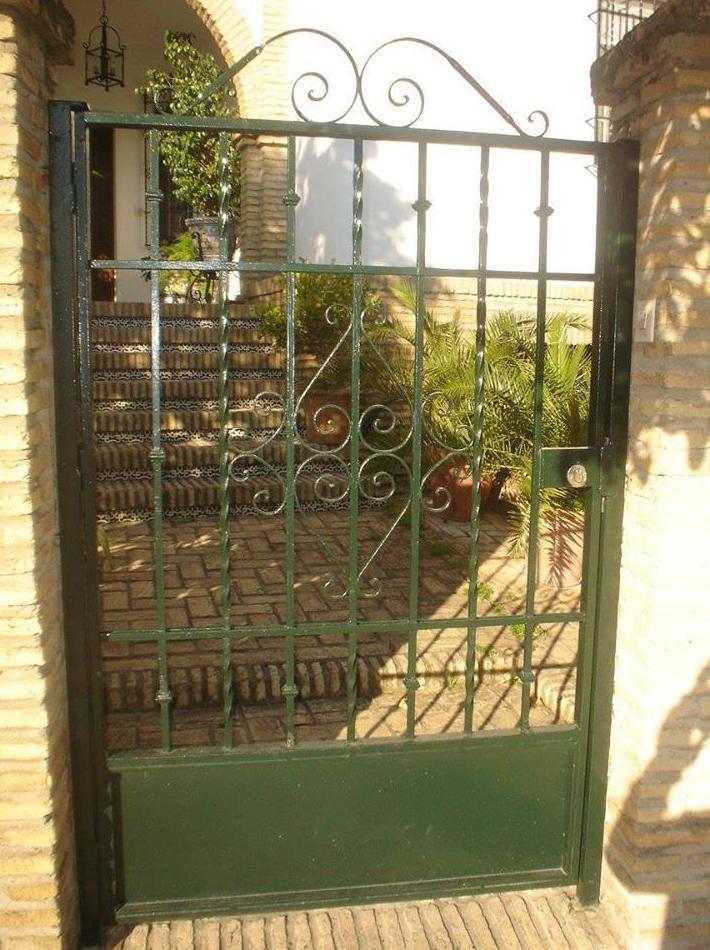 Instalación de cancelas en Sevilla