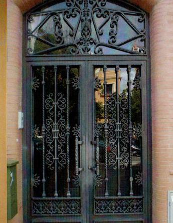 Puertas: Productos de Cerrajería Manzano