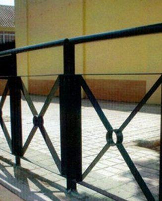Barandas: Productos de Cerrajería Manzano