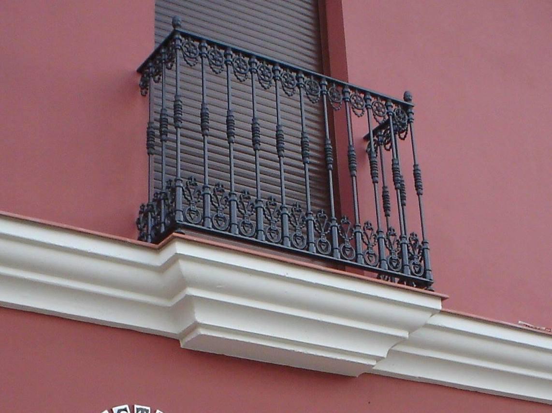Diseño de balcones en Sevilla