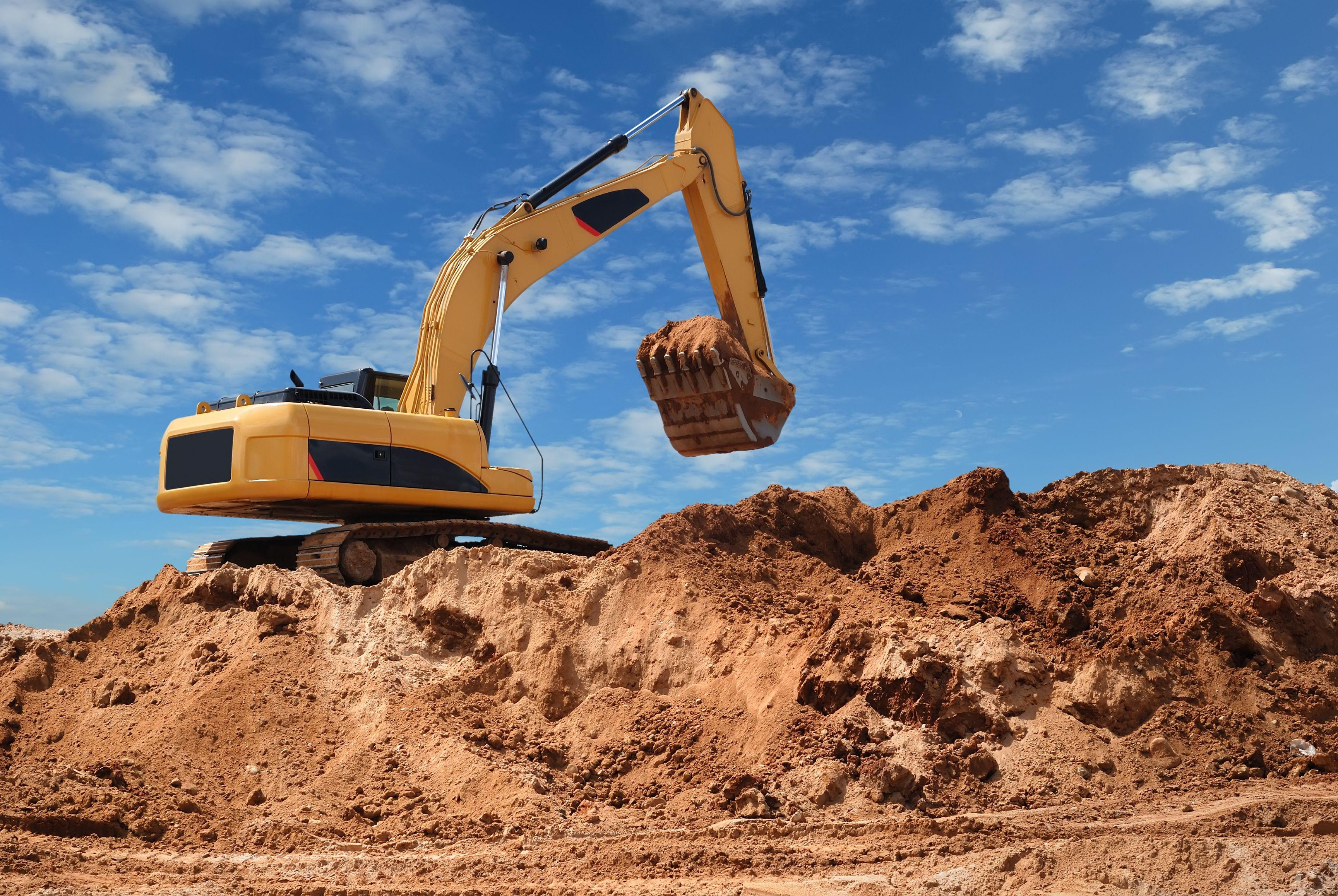 Excavaciones, demoliciones, movimientos de tierra...en Cartaya
