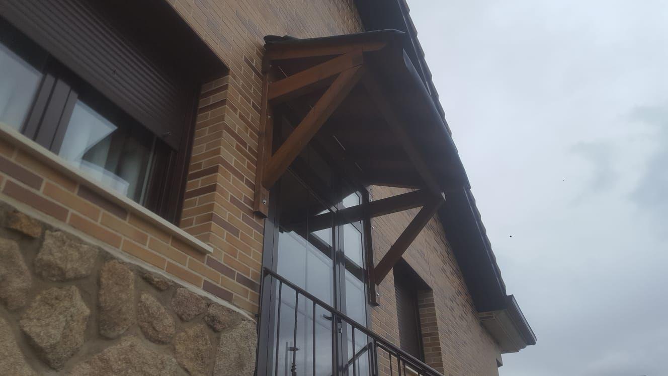 Carpintería de exterior en Segovia
