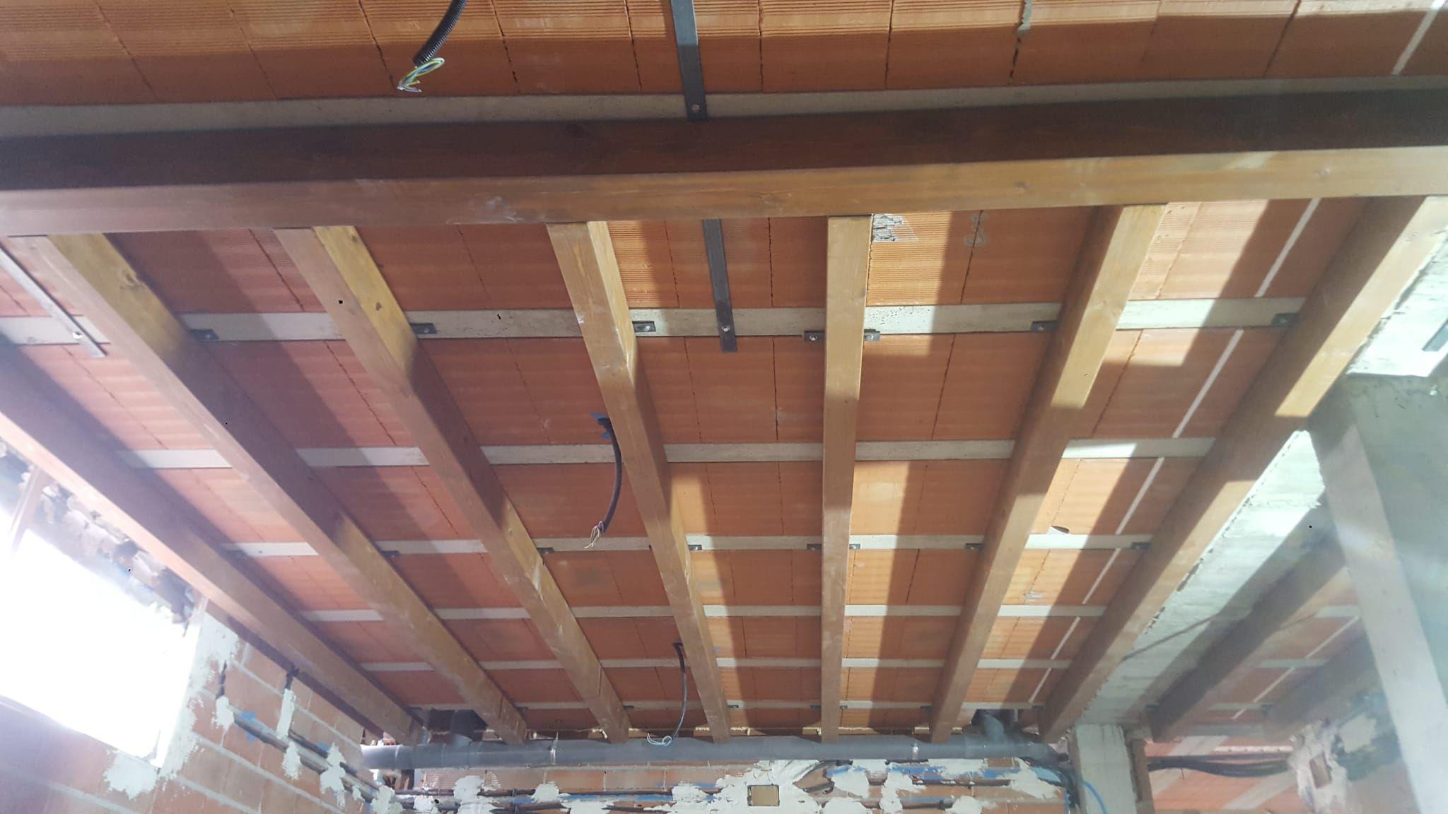 Trabajos de carpintería en Segovia