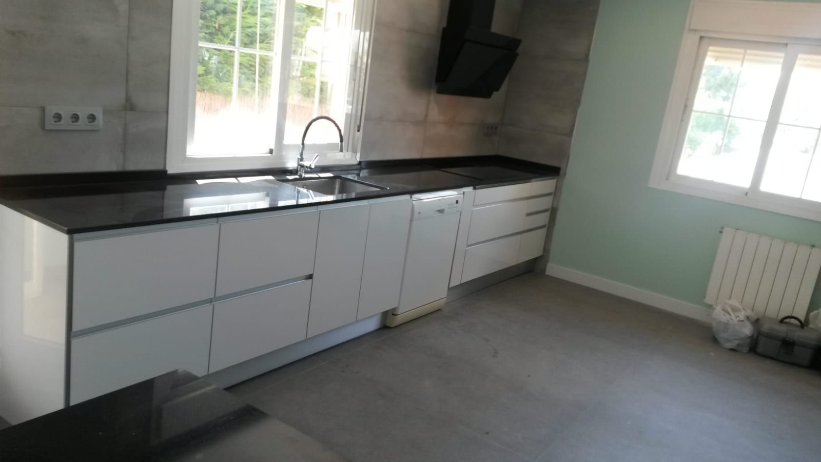 Mobiliario de cocina en Segovia