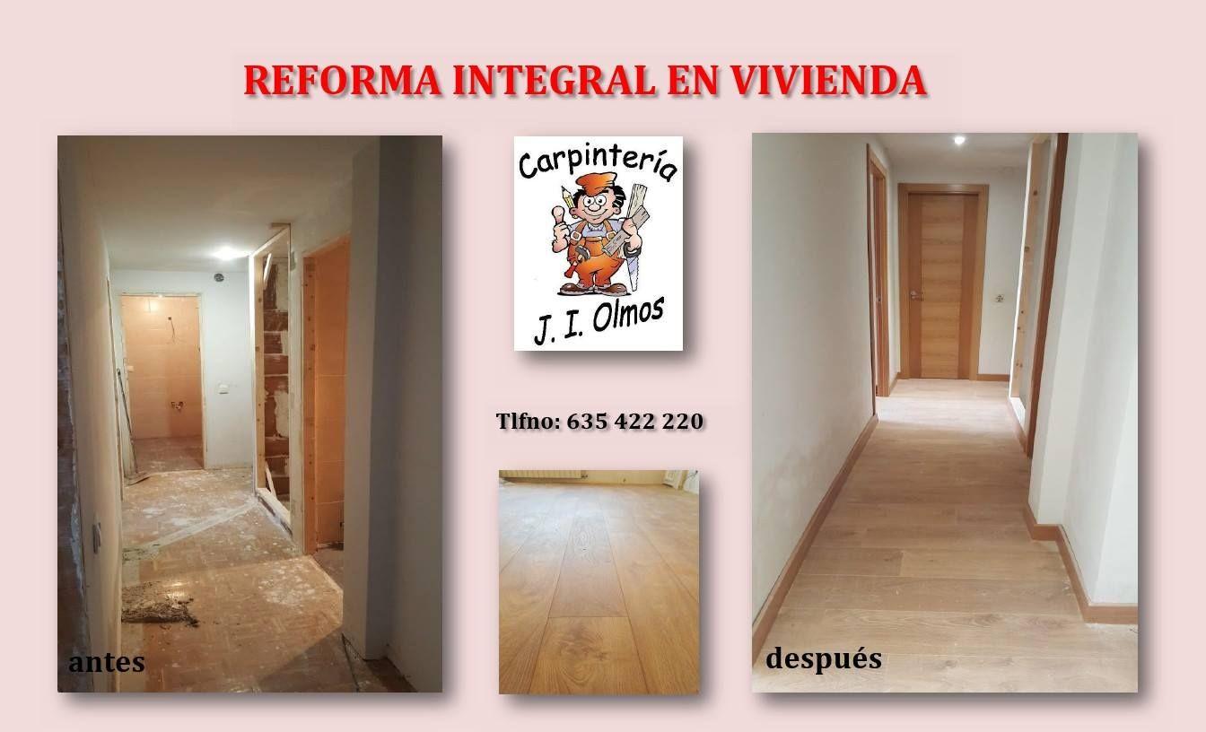 Ccarpintería a medida Segovia