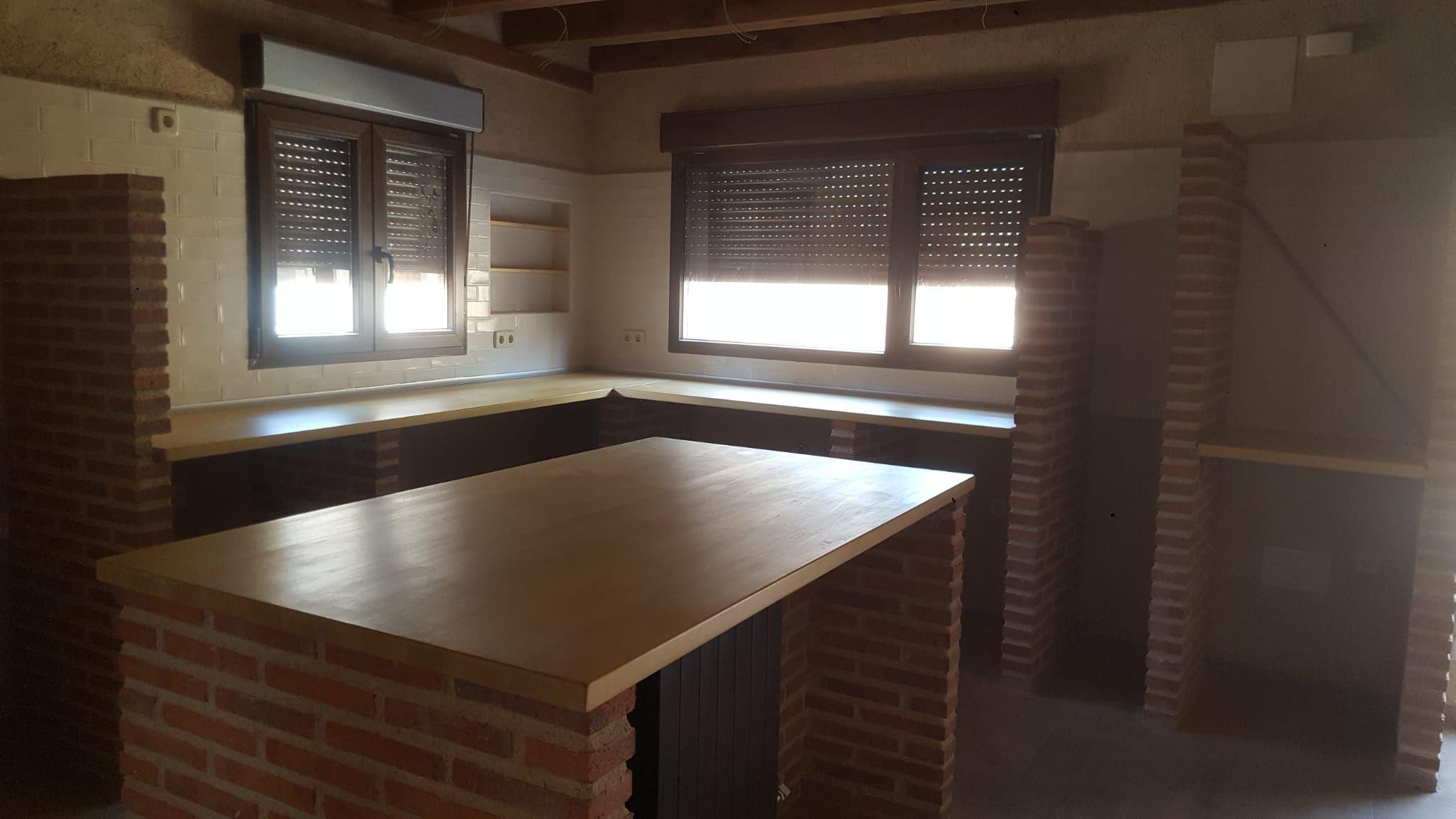 Carpintería en Segovia