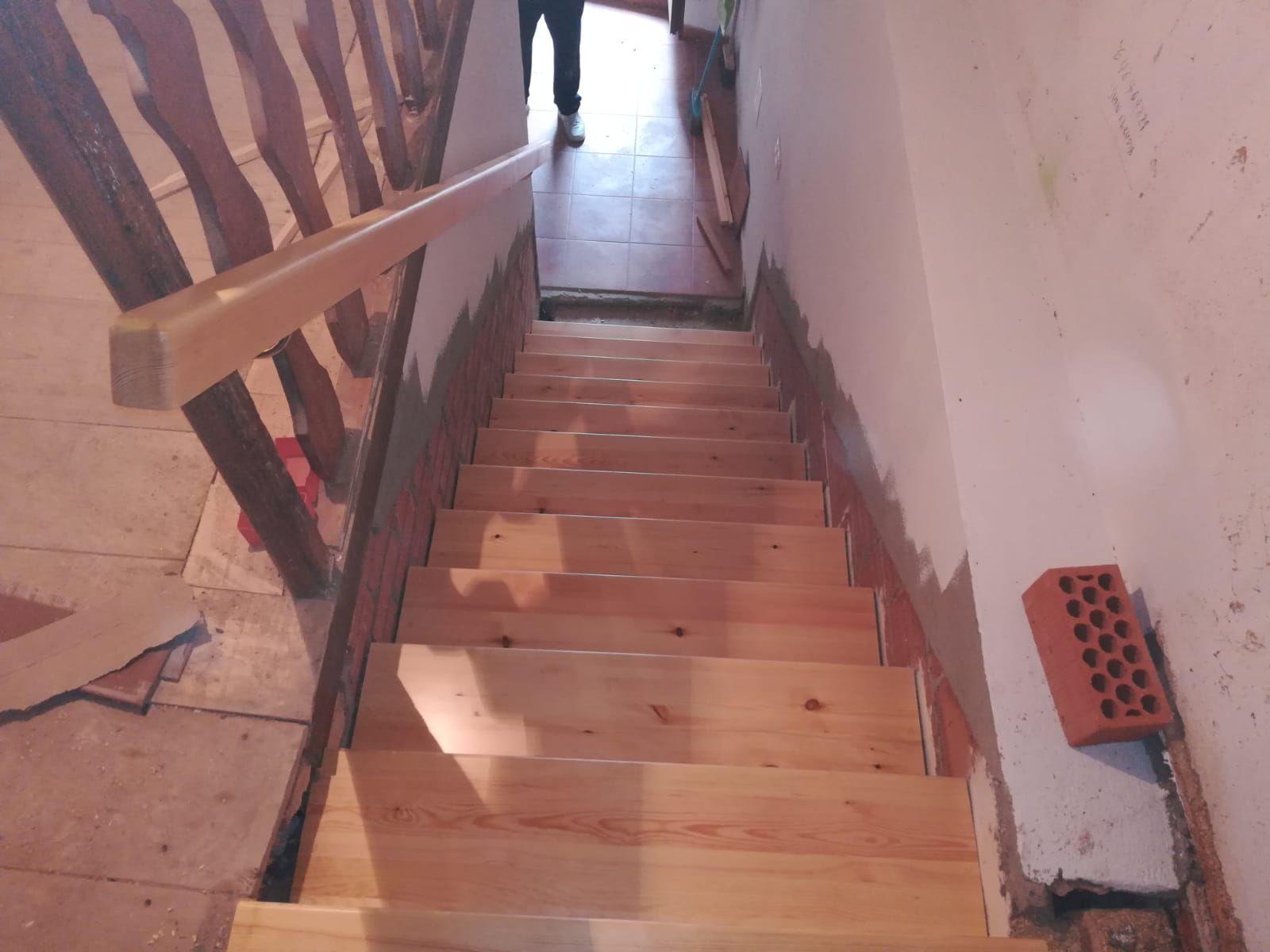 Carpintería de interior en Segovia