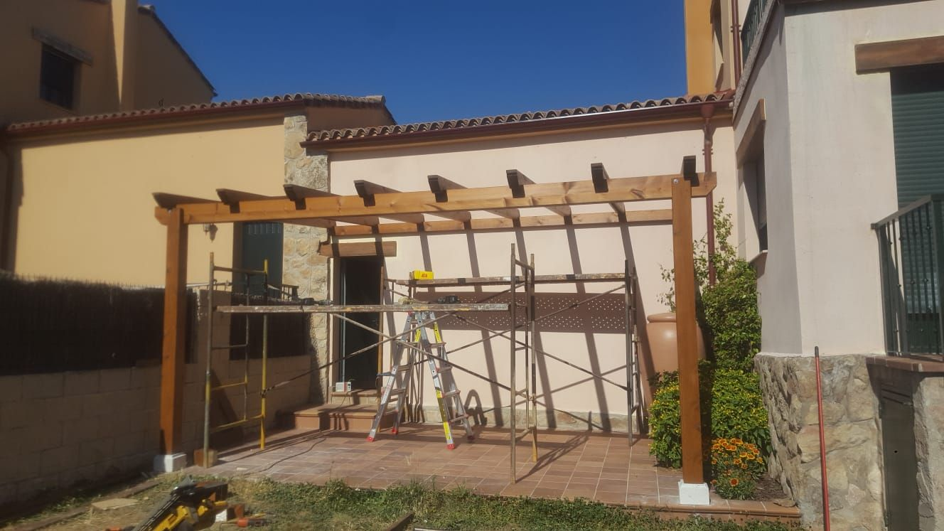 Carpintería de exterior en Segvia