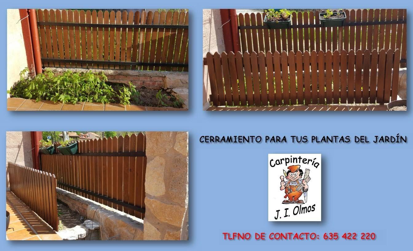 Foto 126 de Carpintería y Ebanistería en La Granja de San Ildefonso | Carpintería J. I. Olmos
