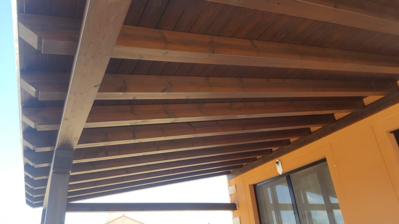 Carpintería de exterior a medida en Segovia