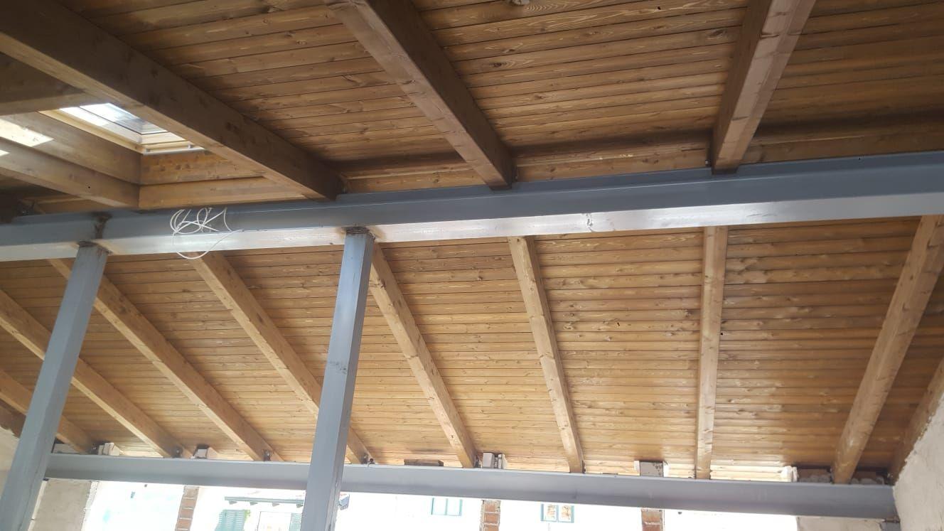 Trabajos de carpintería de exterior en Segovia