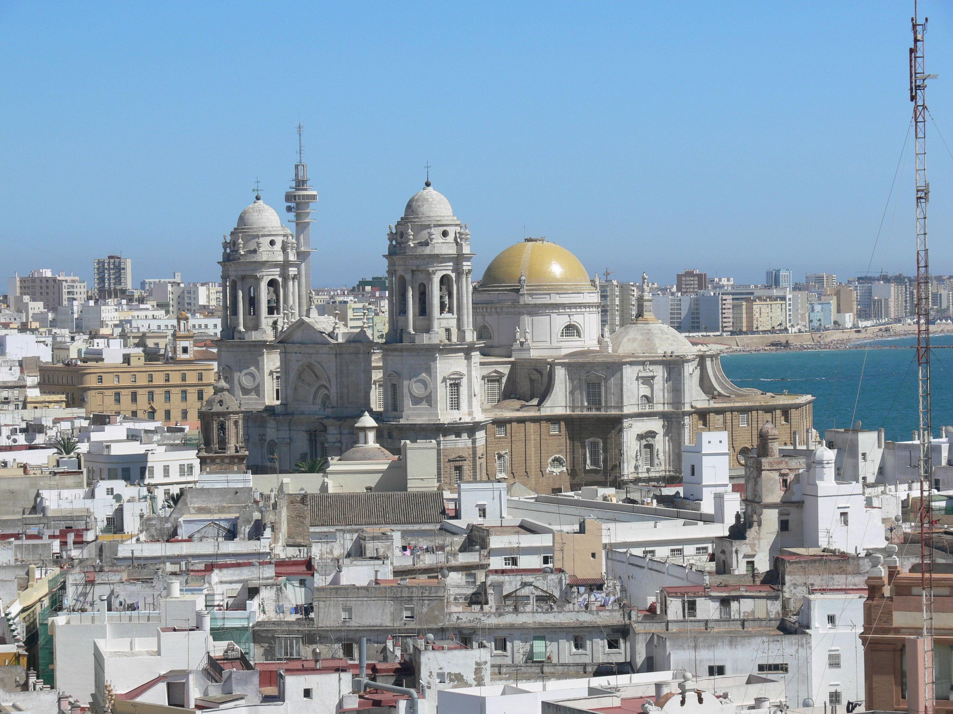 Viajes a Cádiz