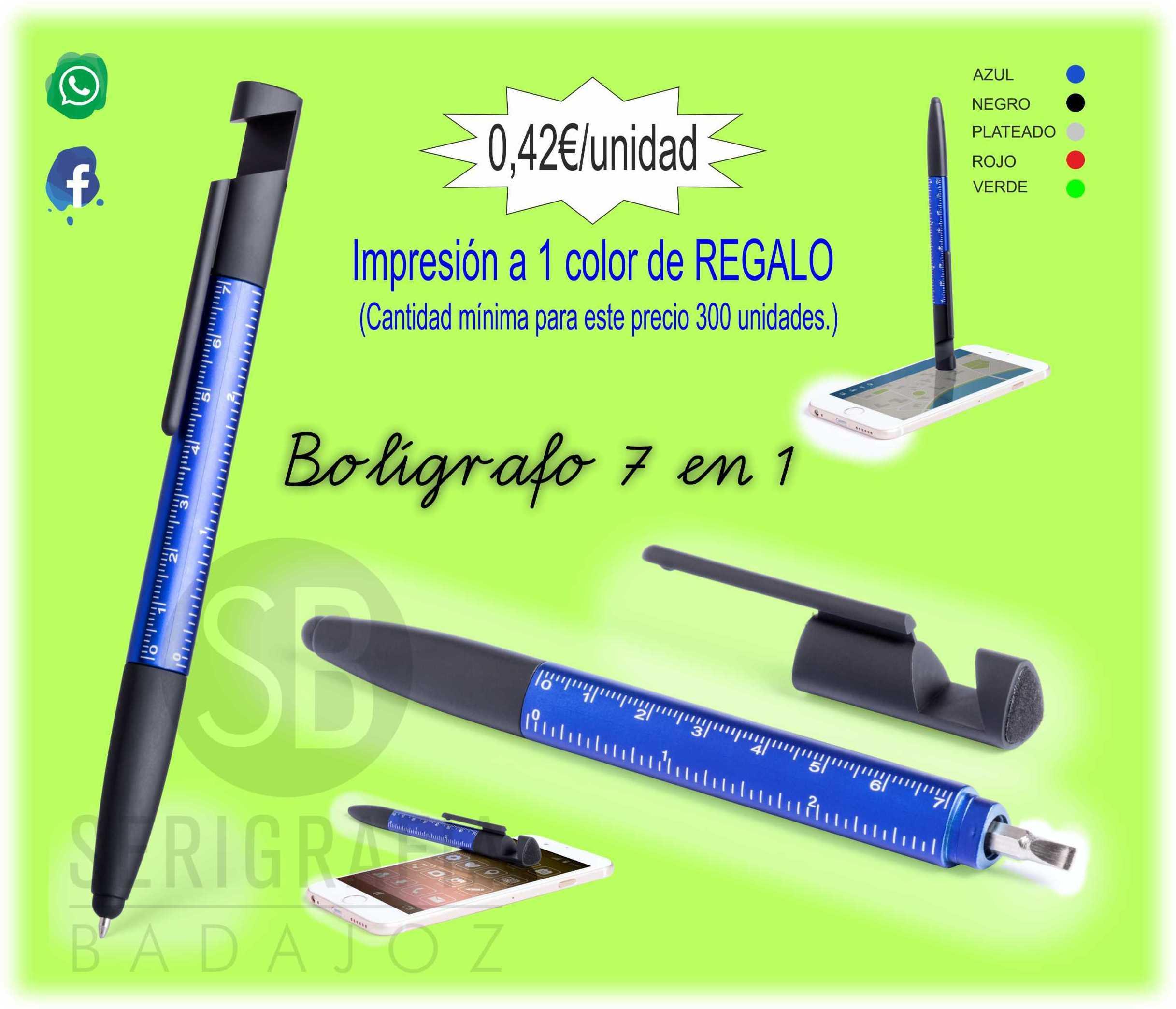OFERTA: Servicios de Serigrafía Badajoz