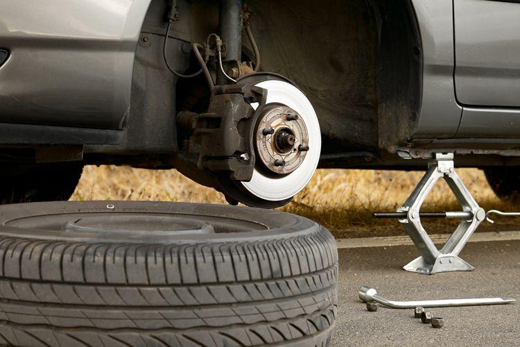 Cambio de ruedas barato en Griñón
