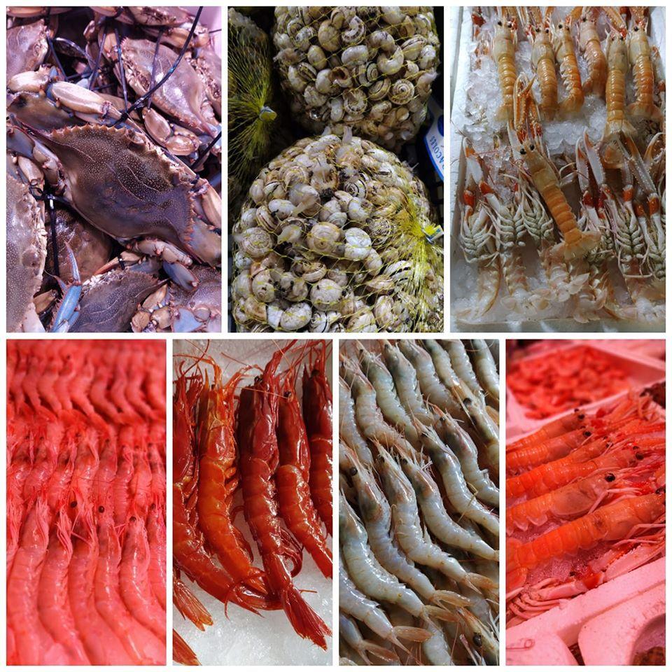 Pescado fresco y marisco de la mejor calidad en  Torrejón de Ardoz