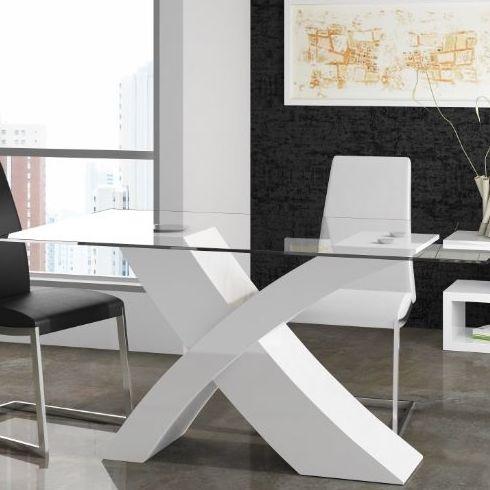 Mesas de diseño en diferentes materiales