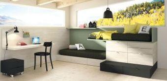 Muebles de dormitorio juvenil de diseño
