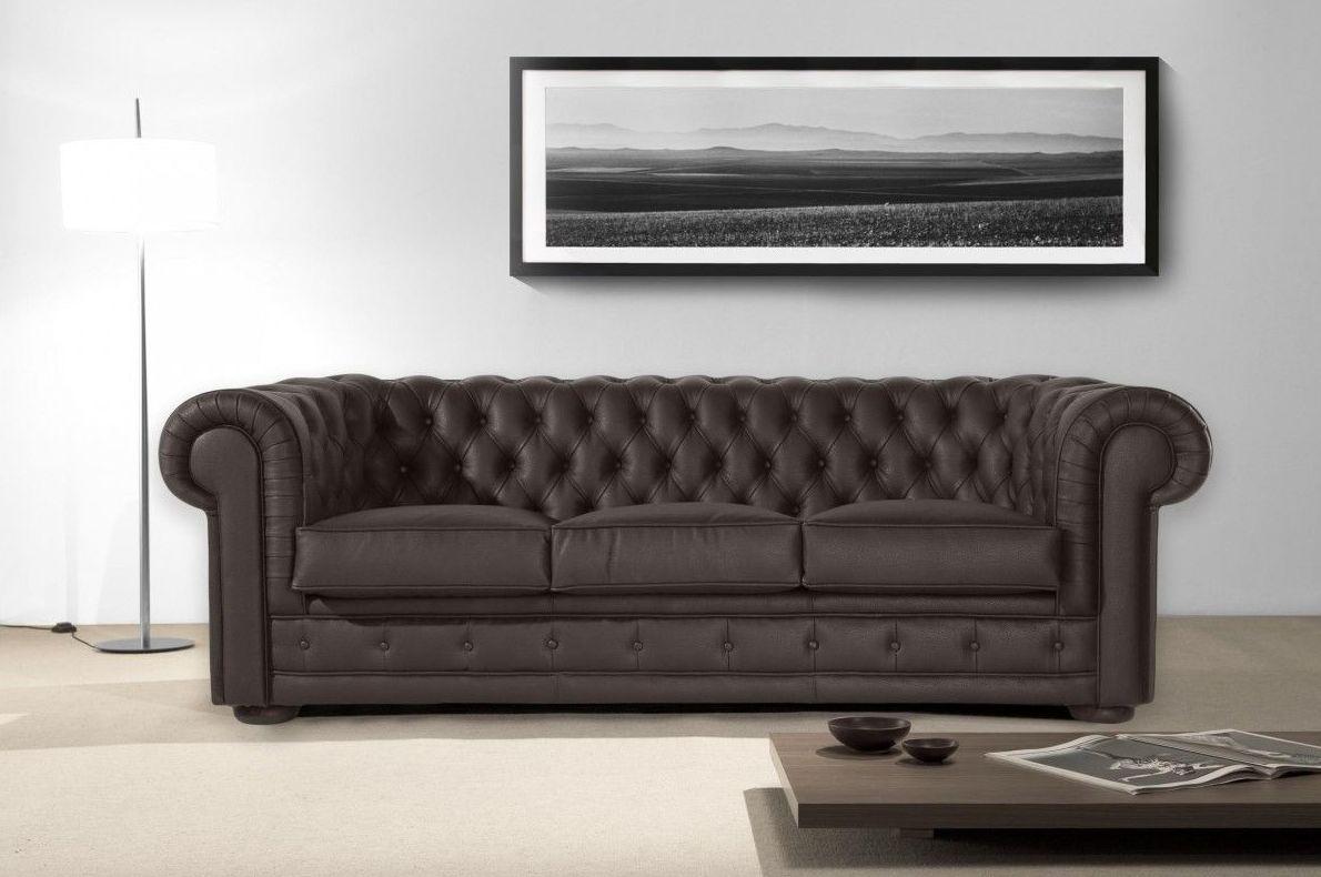 Venta de sofás de piel