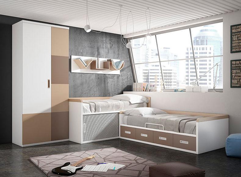 Nos ajustamos a sus necesidades en muebles de dormitorio