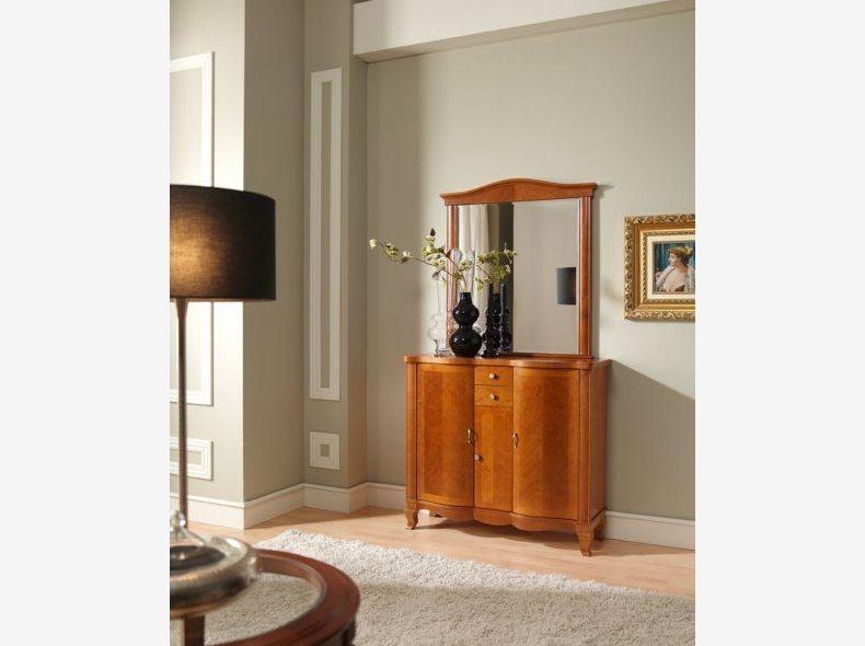 Modelos variados de muebles auxiliares