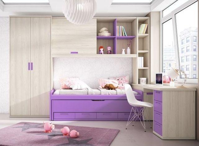 Gran variedad de modelos de muebles de dormitorio