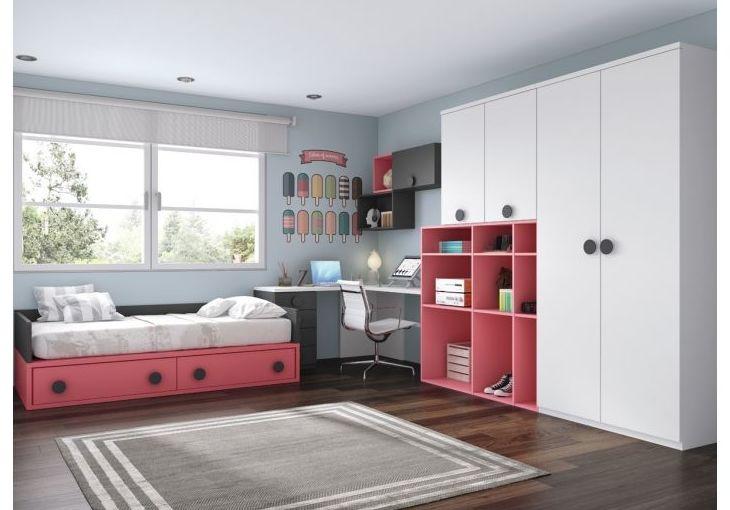 Muebles de dormitorio juvenil