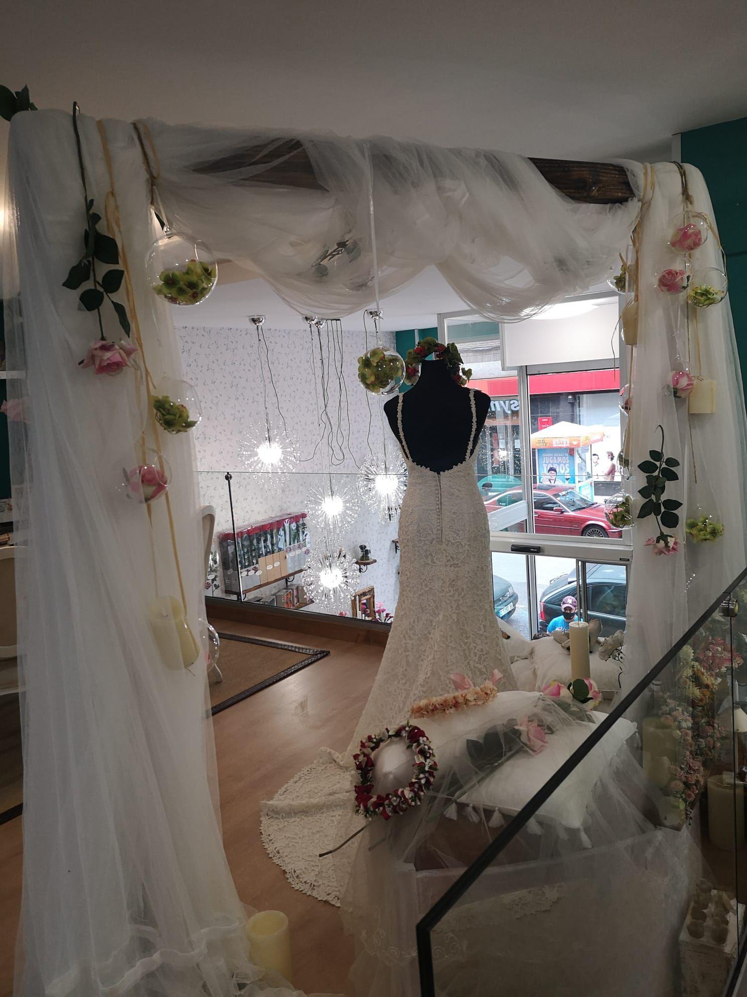 Flores para novias en Gijón