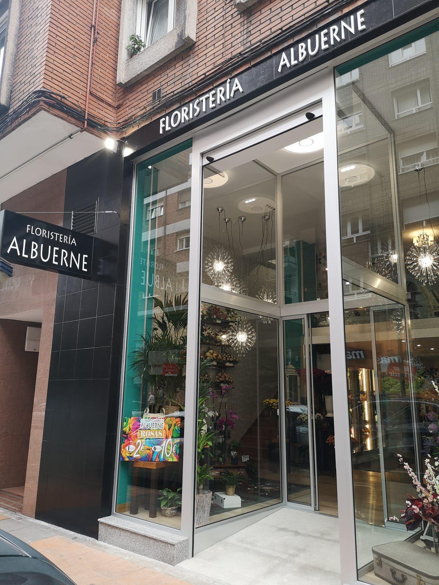 Flores para celebraciones en Gijón