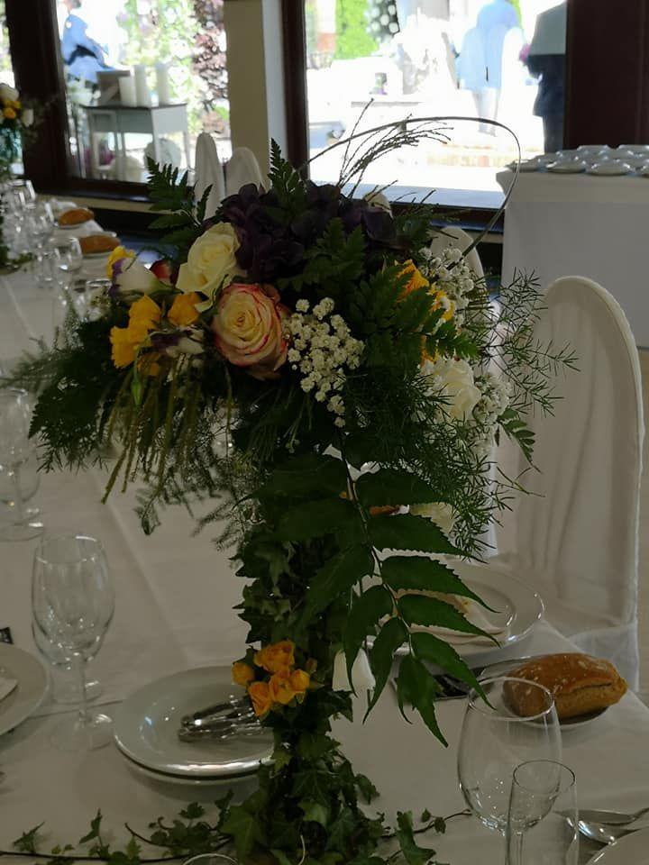 Arreglos florales para bodas en Gijón