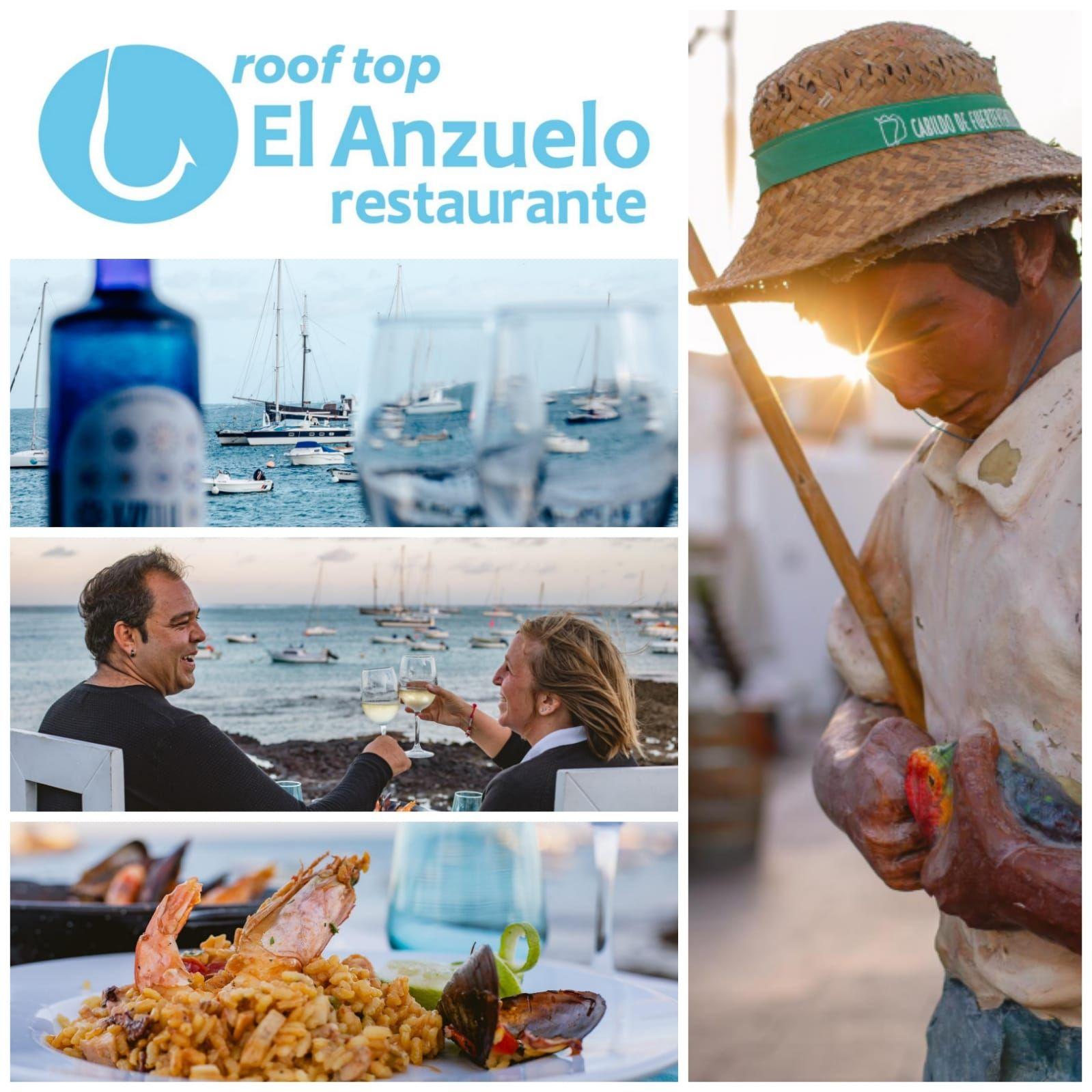 Foto 6 de Restaurante cocina canaria en    El Anzuelo