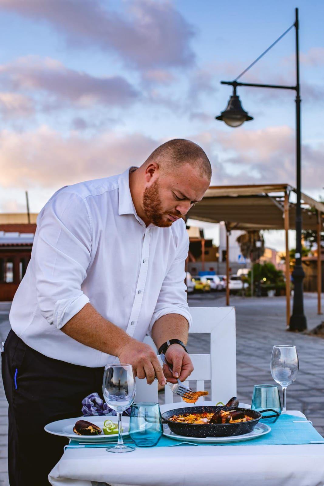 Foto 28 de Restaurante cocina canaria en  | El Anzuelo