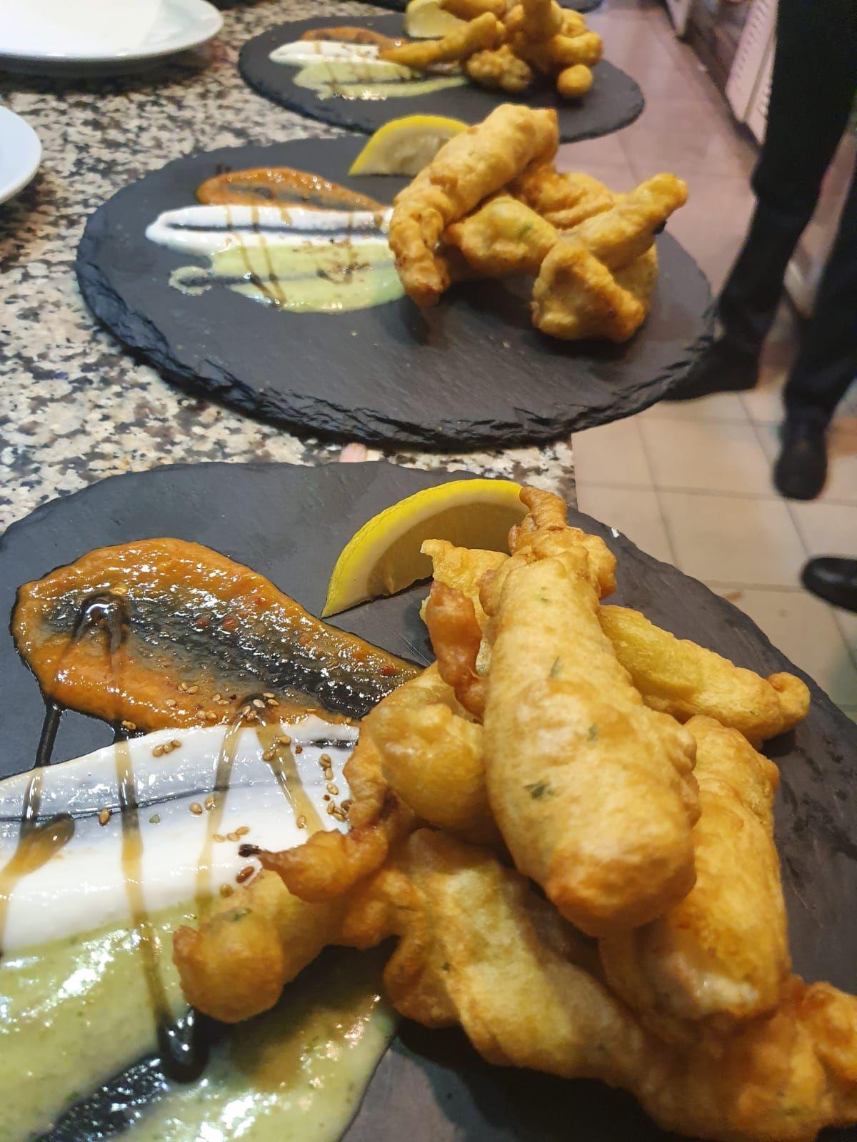 Foto 91 de Restaurante cocina canaria en  | El Anzuelo