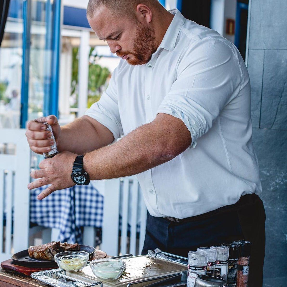 Foto 90 de Restaurante cocina canaria en  | El Anzuelo