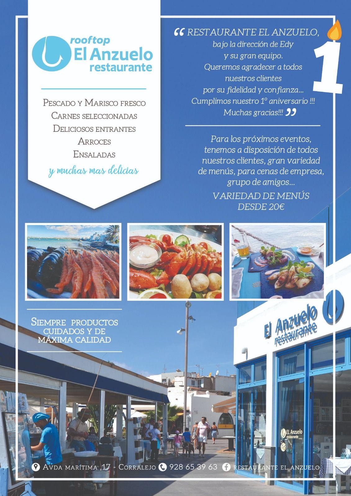 Foto 60 de Restaurante cocina canaria en  | El Anzuelo