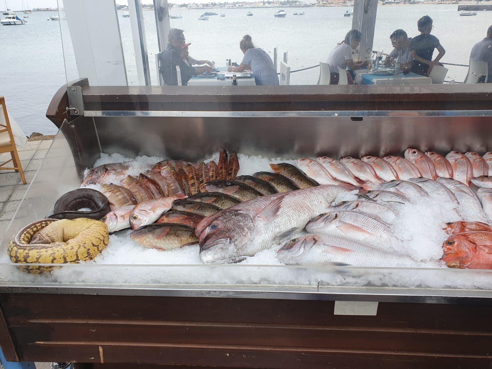 Foto 10 de Restaurante cocina canaria en    El Anzuelo