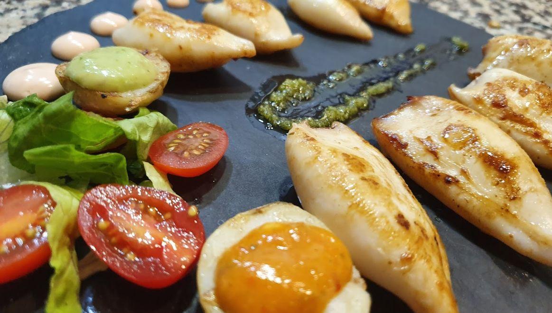 Foto 73 de Restaurante cocina canaria en    El Anzuelo
