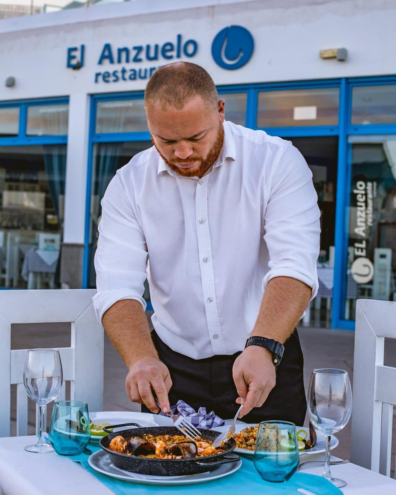 Foto 34 de Restaurante cocina canaria en  | El Anzuelo