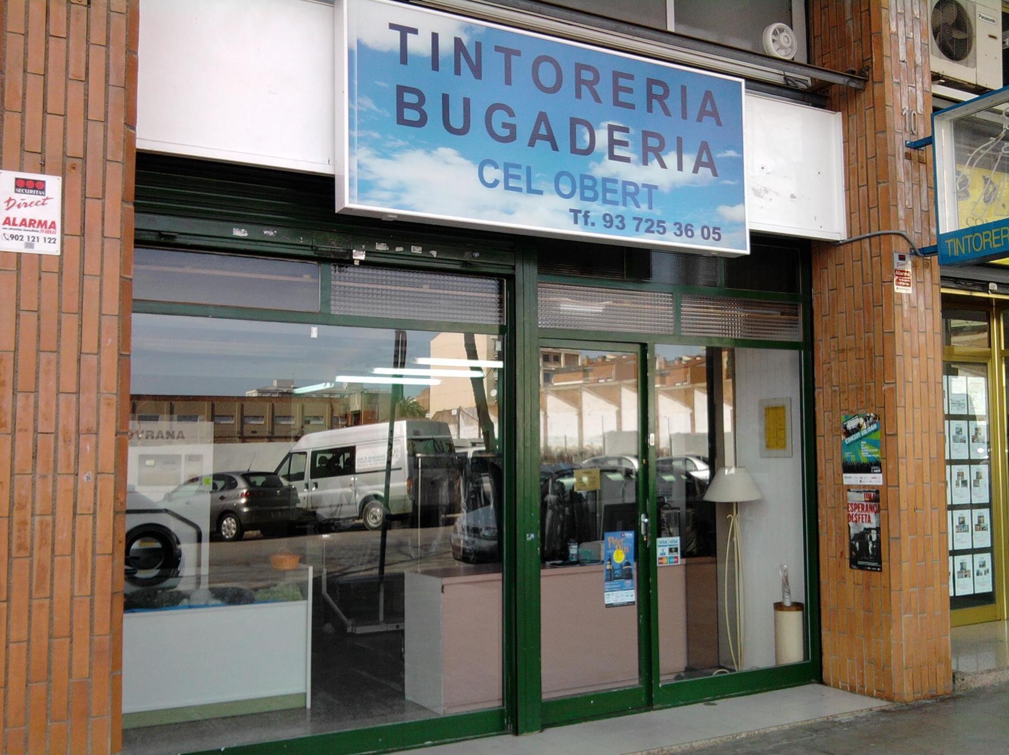 Tintorería y lavandería en Sabadell