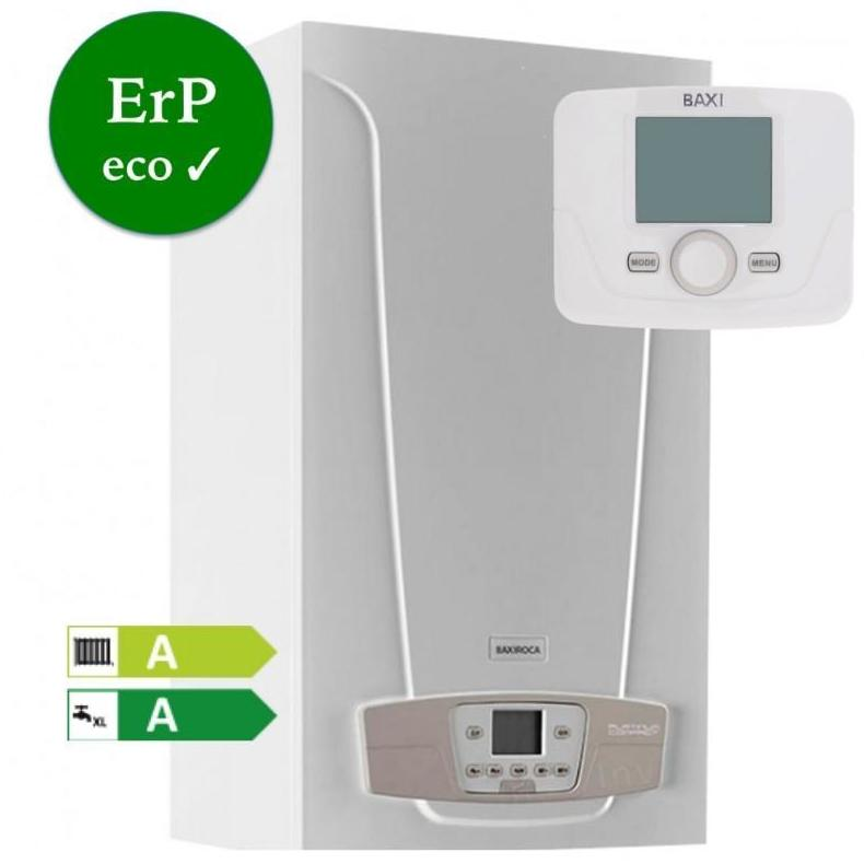Baxi  Victoria Platinum Compact ECO 28F : Productos    de Serviclima Soluciones Integrales
