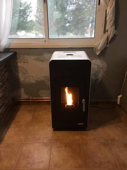Venta de estufas de biomasa