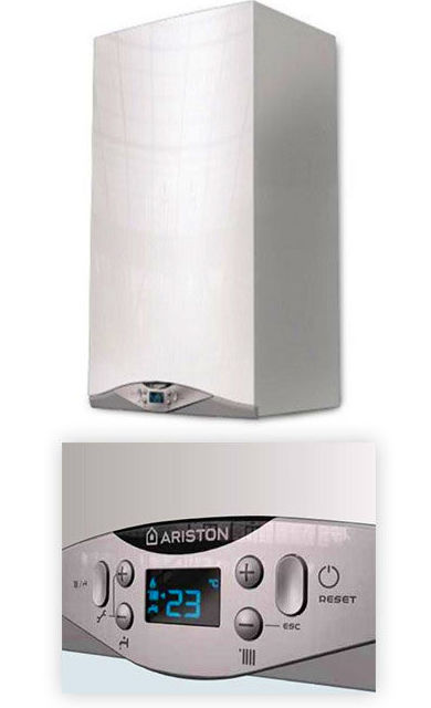 ARISTON CARES PREMIUM 24FF-EU