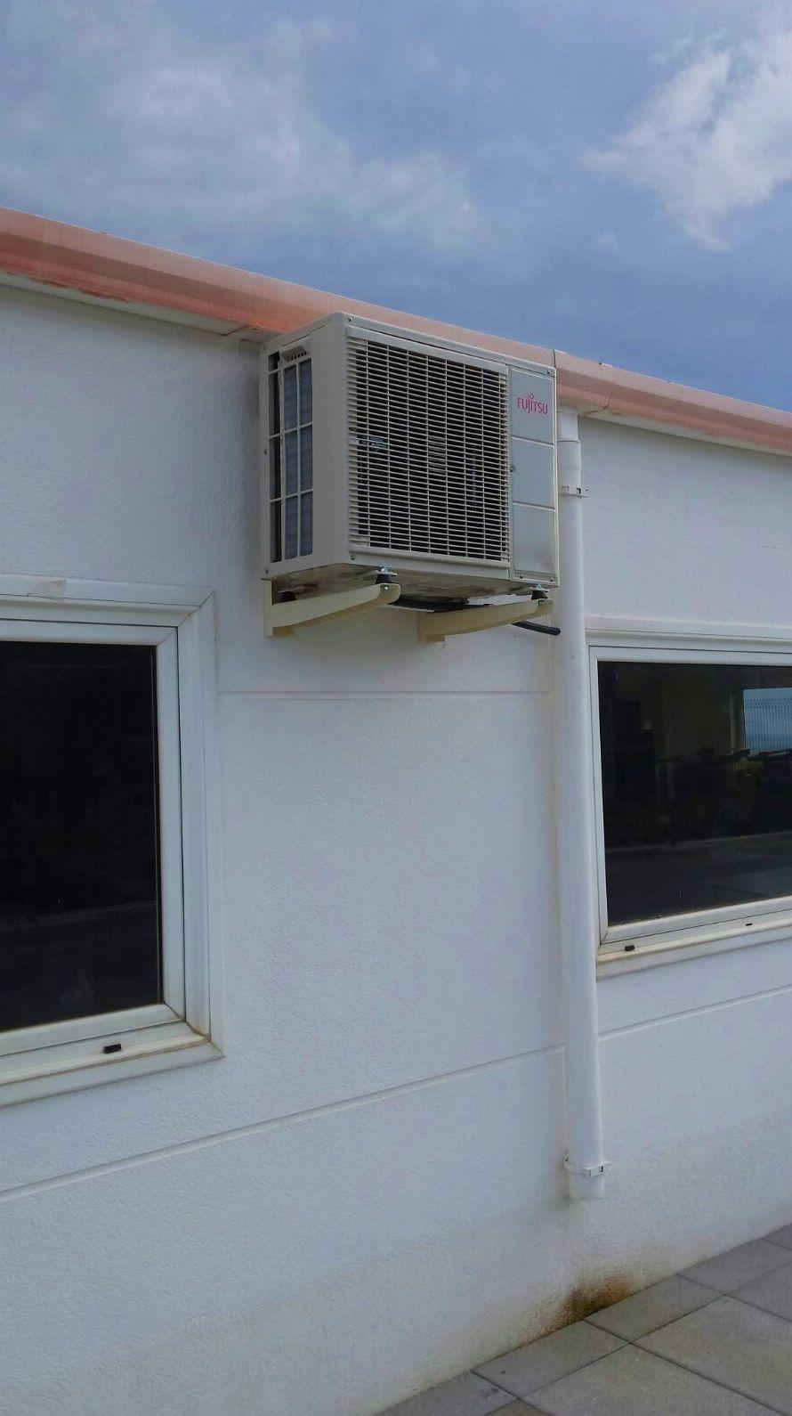 Compresor Fujitsu aire acondicionado
