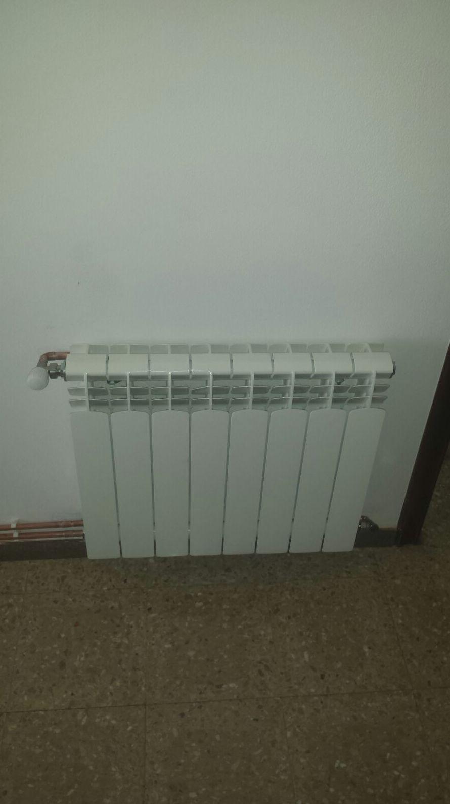 Venta, instalación y mantenimiento de radiadores