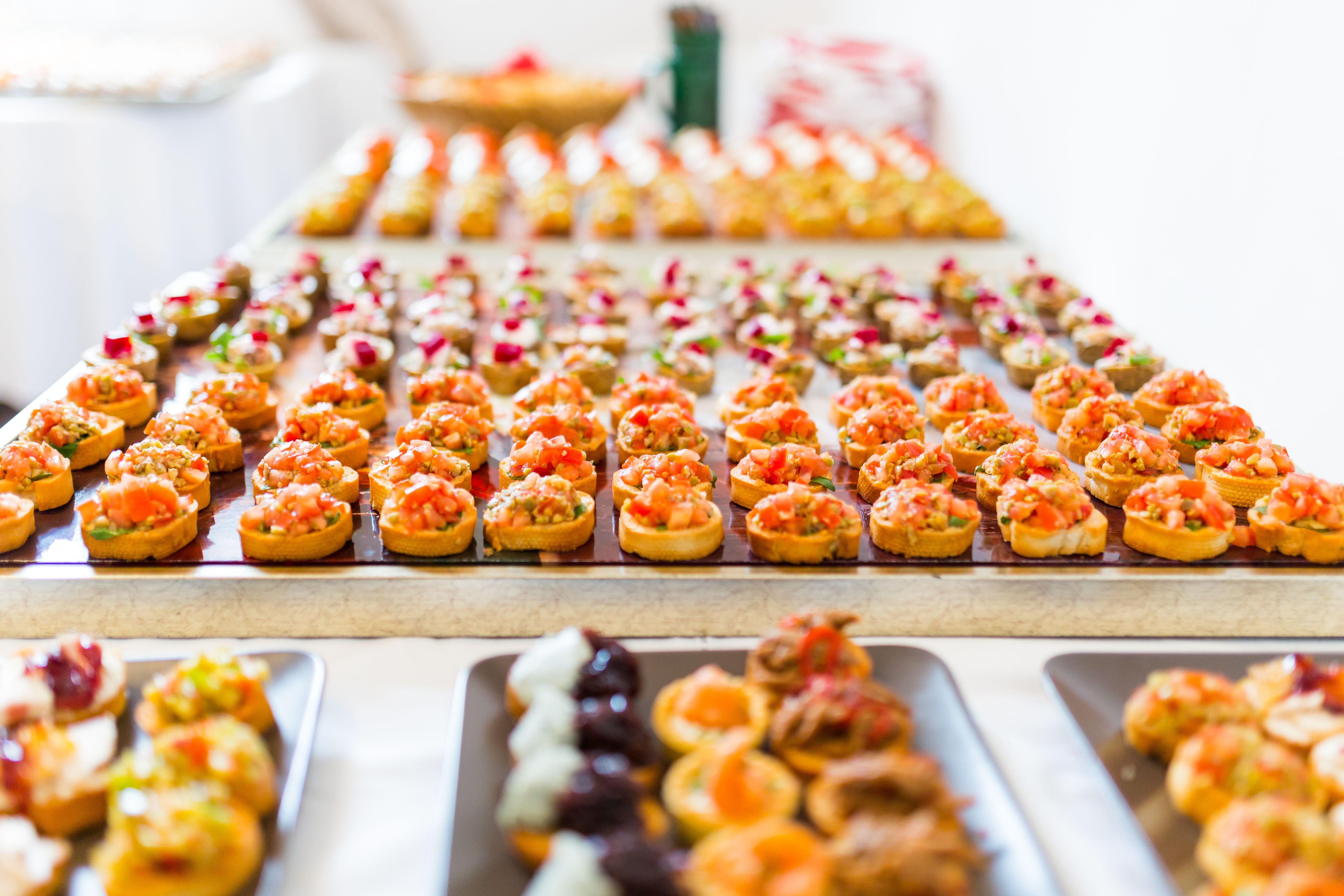 Catering: Nuestra Cocina de La Cocina de Femi Maho