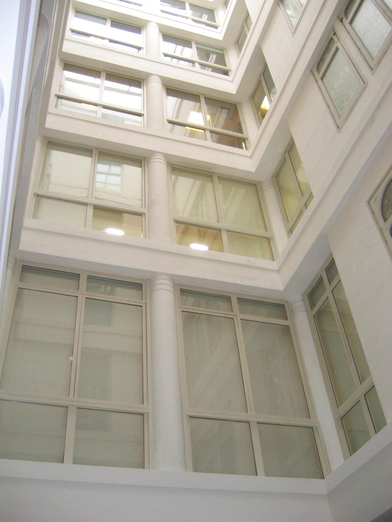 Patio interior Barcelona