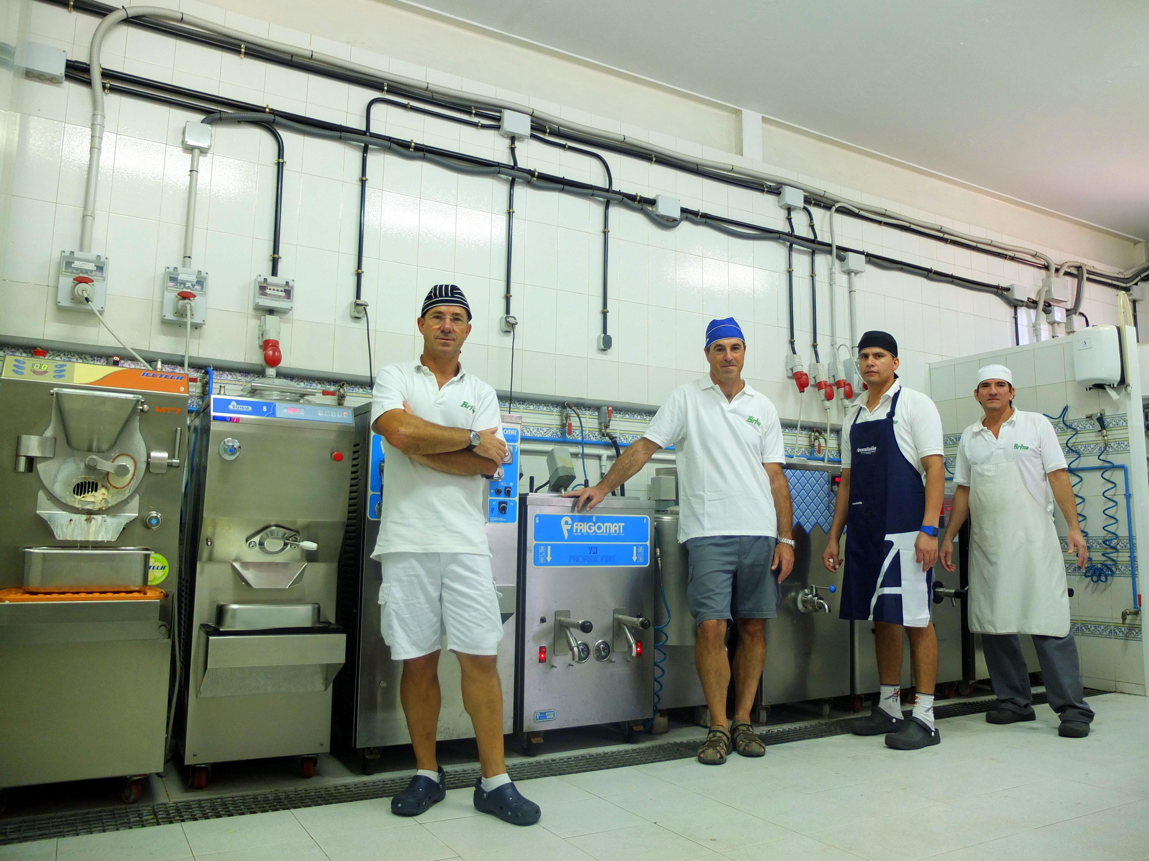 Foto 10 de Fábrica de helados en Mollet del Vallès | Brina, S.L.
