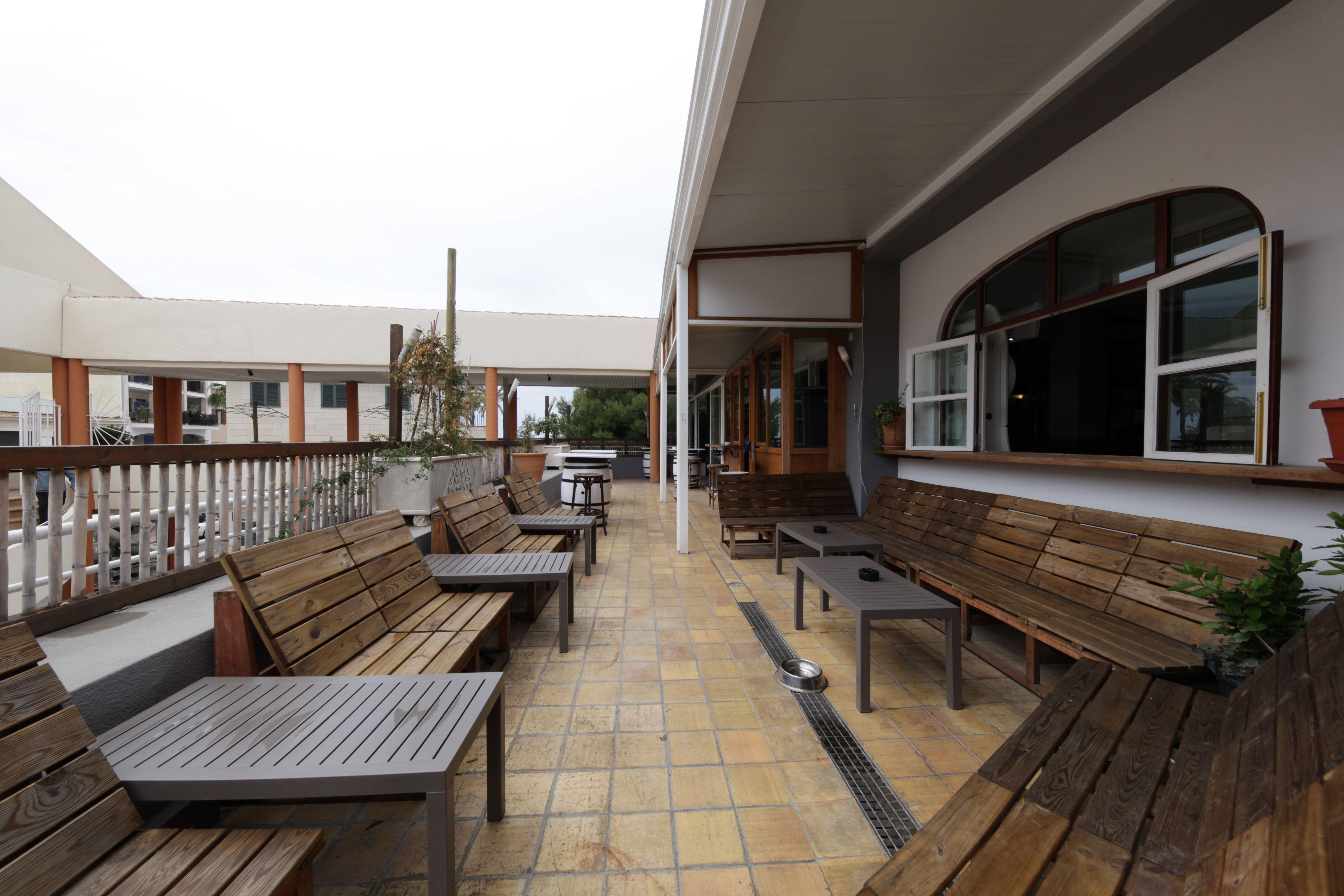 Restaurante con más de 30 años en el Puerto de Andratx