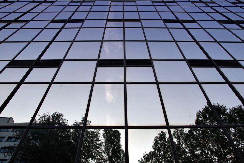 Fachadas ligeras: Servicios de Cañibano Aluminio y PVC